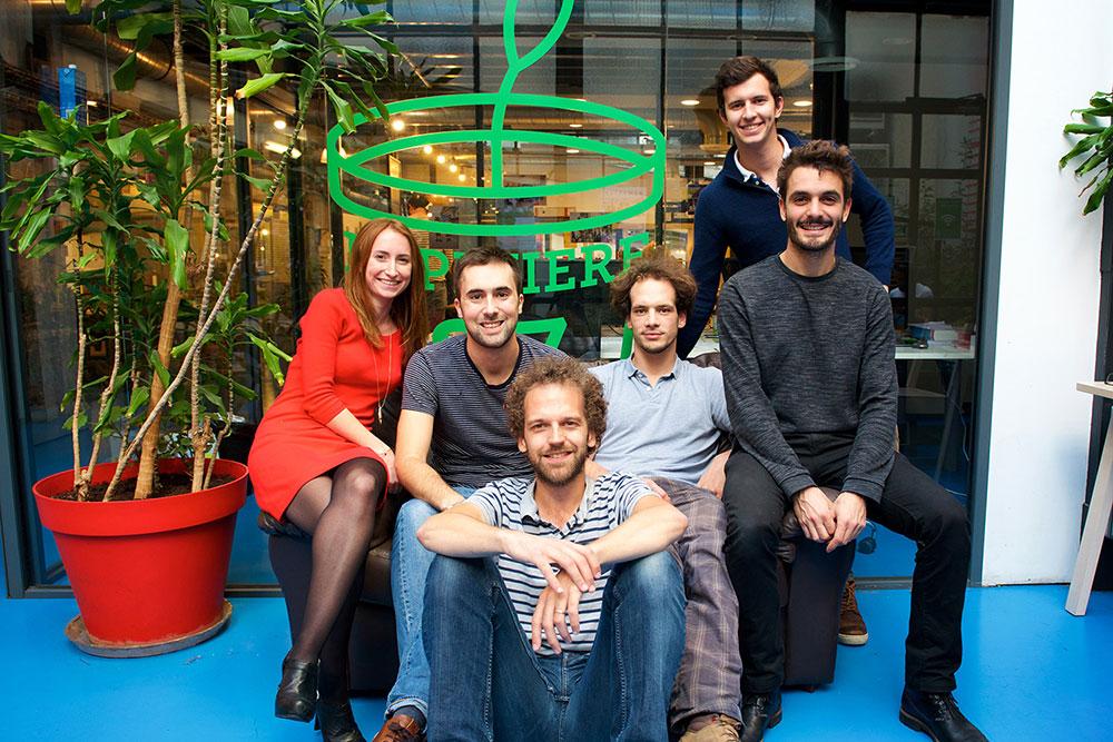 équipe team membres direction salariés AURA agriculture urbaine