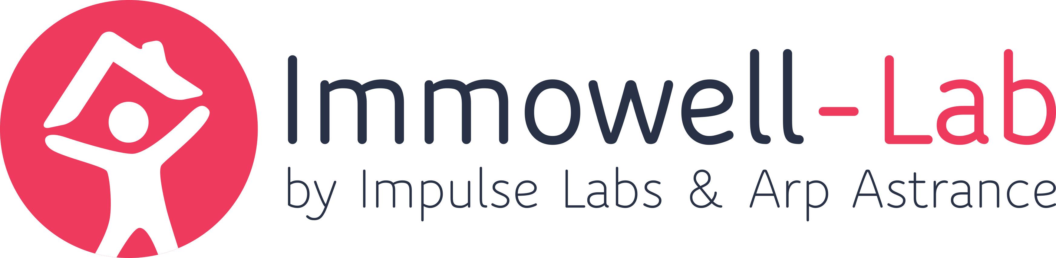 Immowell Lab AURA logo