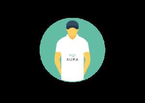 AURA assure un service de maintenance et prend soin de votre Baromate. Nos cocooners se déplacent dans votre entreprise deux fois par mois afin de s'assurer de la bonne santé de tous les habitants du Baromate.