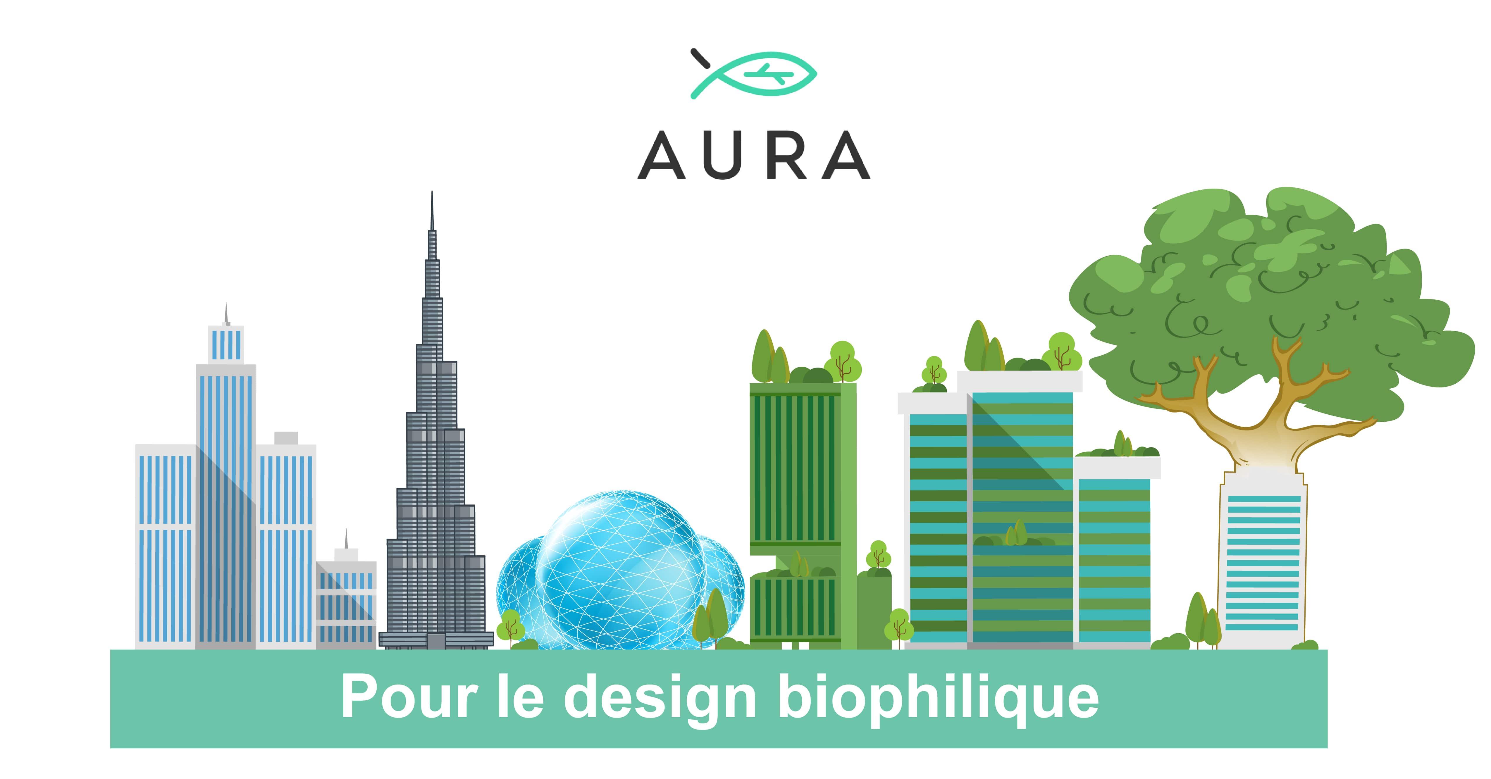Pour le design biophilique